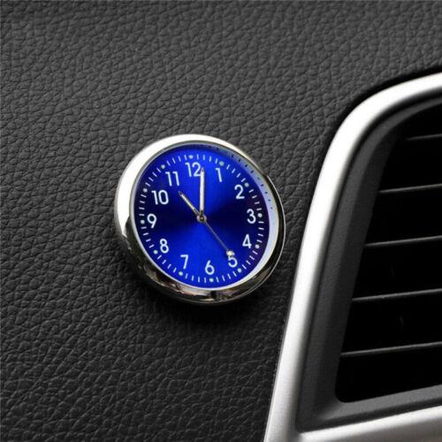 Auto Armaturenbrett Mini Uhr Kfz Auto Zeitanzeige Quarzuhr Datum LKW Boot KFZ