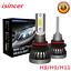 CREE-H11-LED-Headlight-Bulbs-Conversion-Kit-1200W-180000LM-6000K-Hi-Lo-beam-Lamp thumbnail 1