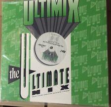 Ultimix 51 LP Robin S Zhane Jomanda Taylor Dayne  NEW