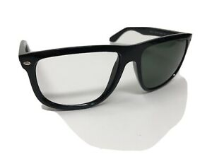 RAY-BAN-RB4147-601-58-Sunglasses-Frame-Italy-60-15mm-Black-Polished-SI62