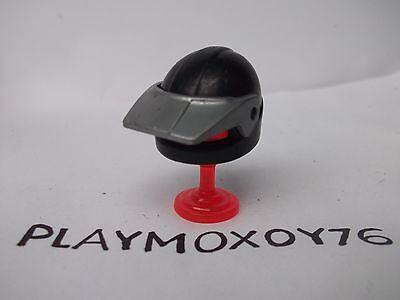 PLAYMOBIL TIENDA PLAYMOXOY76 CASCO DE CICLISTA.