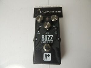 Shift Line A+ Buzz Bass Drive Overdrive Effects Pedal Free USA Shipping
