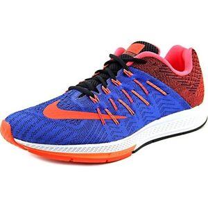 Nike Men's Air Zoom Elite 8 Running Shoe Size 10 Color Royal BlueCrimson & Blac