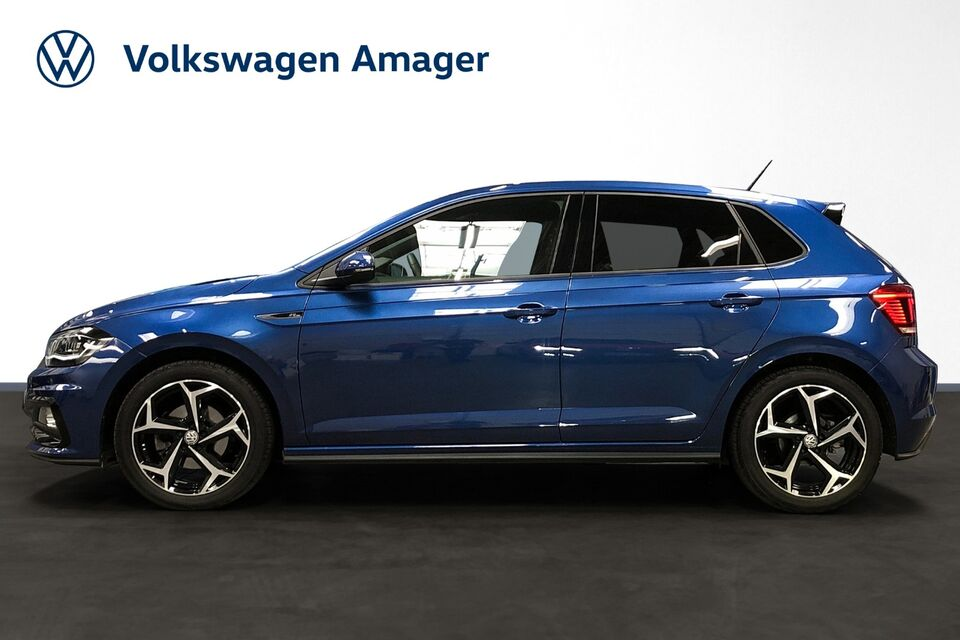 VW Polo 1,5 TSi 150 R-line DSG Benzin aut. Automatgear