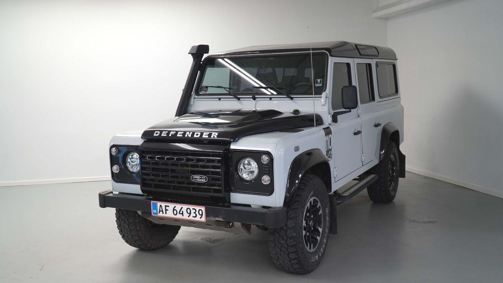 Land Rover Defender 110 2,2 TD4 SW SE 5d