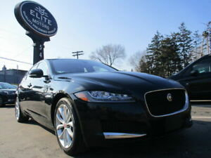 2017 Jaguar XF 20D PREMIUM|DIESEL|NAVIGATION|POWER MOON|75KM