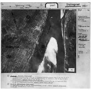 Zielstammkarten-Luftaufnahmen-Stalingrad