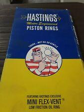 Hasting 2C6899 040 Piston Ring Set fits GMC 122 2.0L