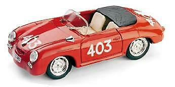 Di Carattere Dolce Porsche 356 Spider Mille Miglia 1952 1:43 1994 Brumm