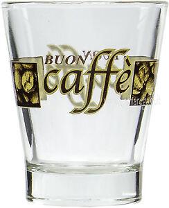 BORGONOVO-Set-6-Bicchierini-Caffeino-Buon-Caffe