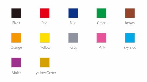 Pentel JAPAN SES15C Pentel Fude Touch brush Pen marker-type #single #12 colors