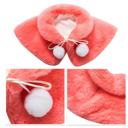 Lovely New  Doll Shawl Fur collar Clothes For 18 Inch Doll Accessory Girl/'s Toy