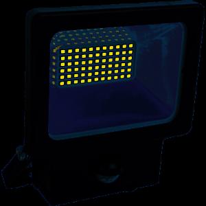 2000Lumen REV  LED Fluter mit Bewegungsmelder IP44// 20W 140W