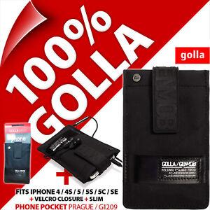 Golla-Fin-Languette-etui-pour-telePhone-etui-Sac-Pochette-Apple-iPhone-5-5S-5C