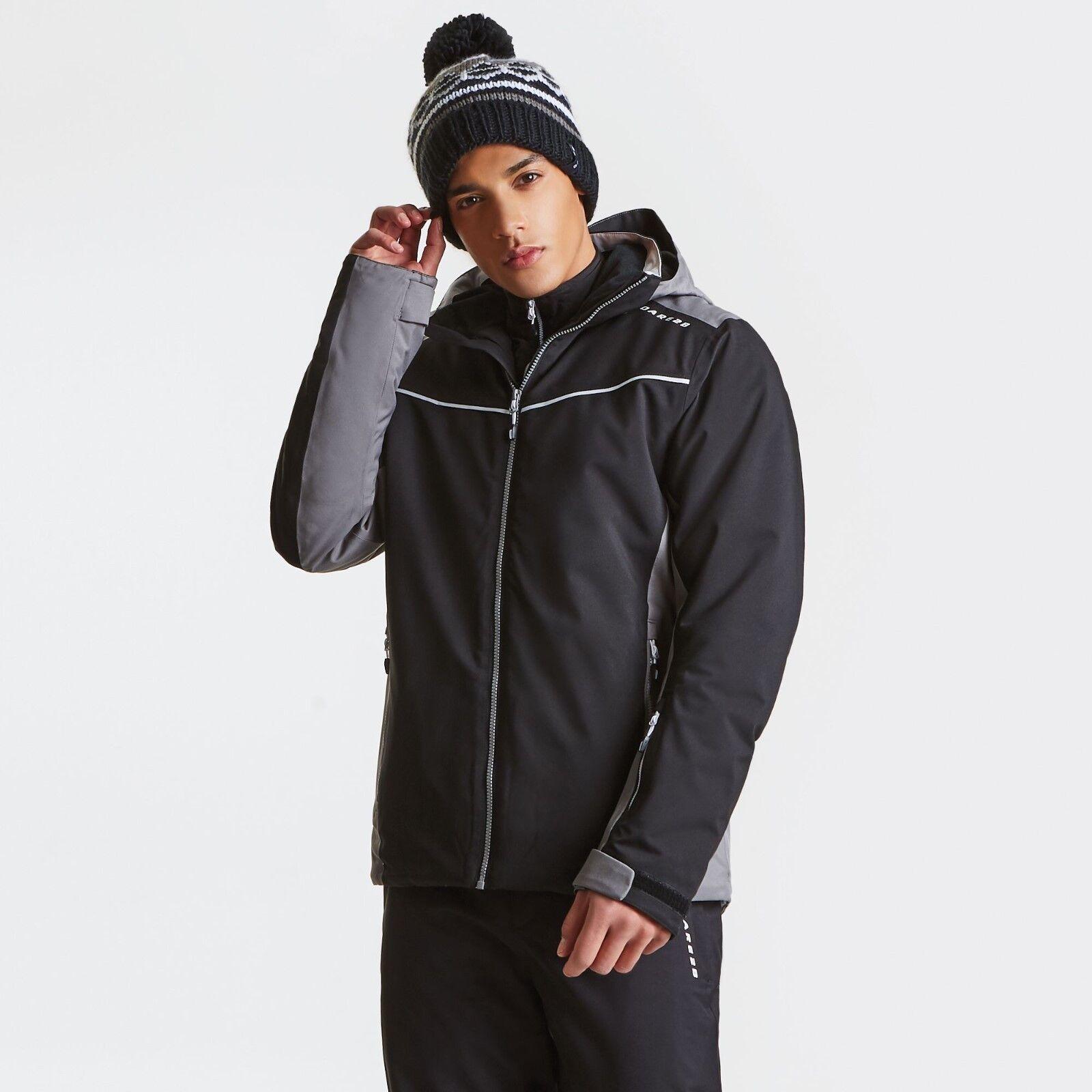 DARE2B VIGOUR Mens Ski Board Jacket schwarz Größes M - 3XL