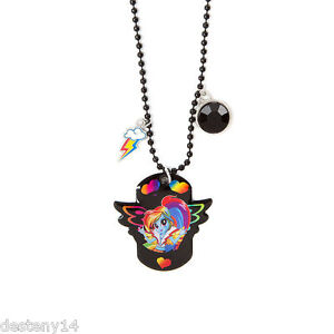 My Little Pony Equestria Girls Rainbow Dash Dog Tag Pendant