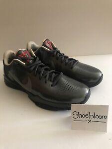 Nike Zoom Kobe V 5 Aston Martin Pe Size 10 5 Ebay