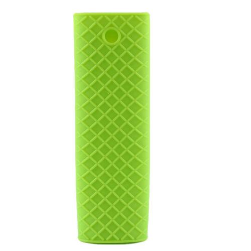 Anti-heat Silicone Pot Pan Handle Cover Saucepan Holder Sleeve Slip Grip Tool QP