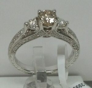 18k-solid-gold-engagement-wedding-ring-1-22cttw-0-66ct-cnt-champagne-diamond