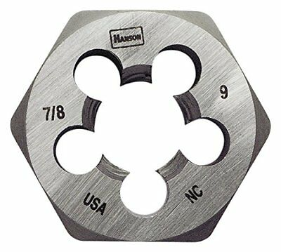 Vervoering Hanson 8461 Die 7/8-9 1 13/16 Nc Sh, For Tap Die Extraction