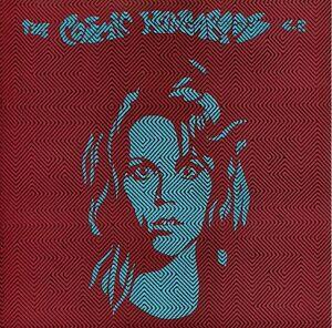 COSMIC-KANGAROOS-7-034-Won-039-t-Get-Far-EP-rare-german-039-87-Neo-Garage-Psych