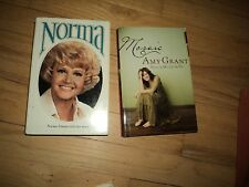 2 Music Autobiographies Mosaic Amy Grant & Norma Zimmer From Lawrence Welk Show