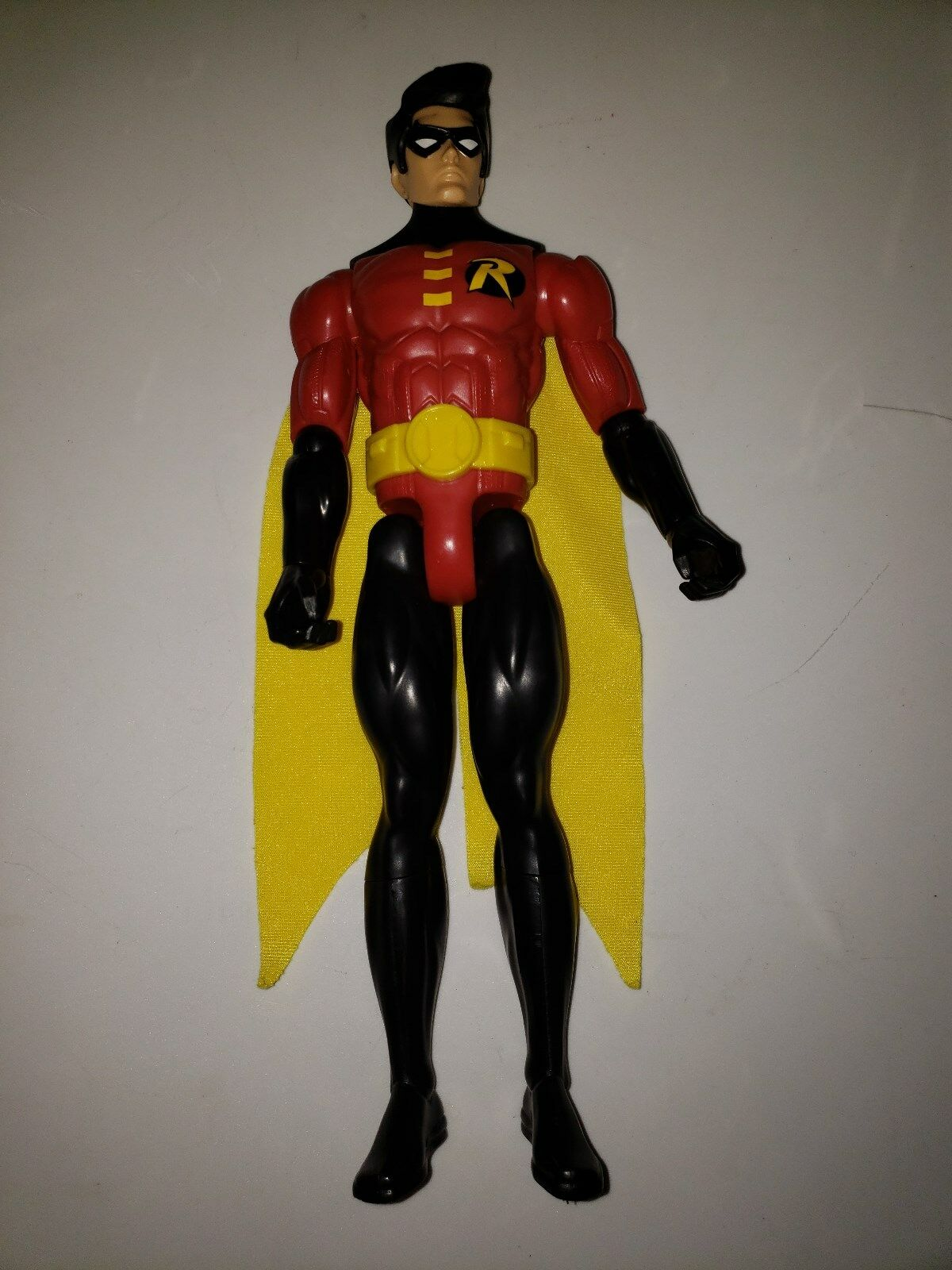 DC Comics Batman Robin 12  Highly Poseable Action Action Action Figure 9 Point Articulation 145d65