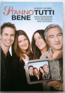 DVD-Stanno-Tutti-Well-with-Robert-de-Niro-2009-Used