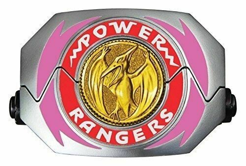 Mighty Morphin Power Rangers Movie Legacy Pink Morpher