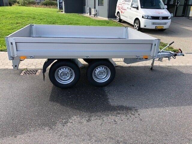 Boogietrailer, Böckmann HL-AL 2516/20 Årg. 2019,