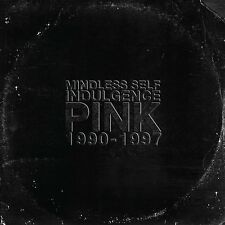 MINDLESS SELF INDULGENCE Pink LIMITED 2LP BLACK VINYL 2015
