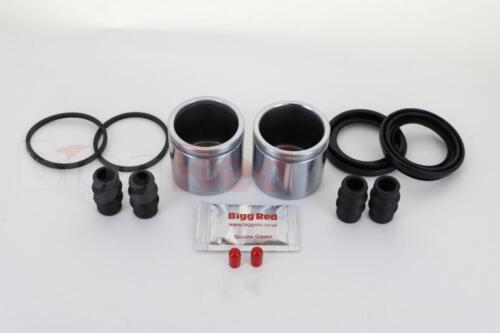 Pistons BMW 116 2003-2012 FRONT L /& R Brake Caliper Repair Kit BRKP202