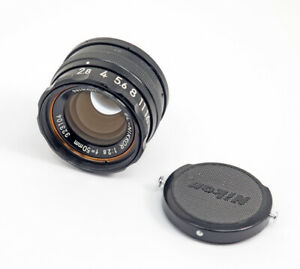 Nikon-El-Nikkor-50mm-F2-8-Enlarging-Lens