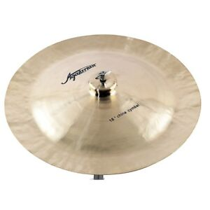 agazarian trad china cymbal 18 in 656238005821 ebay. Black Bedroom Furniture Sets. Home Design Ideas