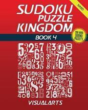 Sudoku Puzzle Kingdom: Sudoku Puzzle Kingdom Hard 200 : 200 Hard Sudoku...