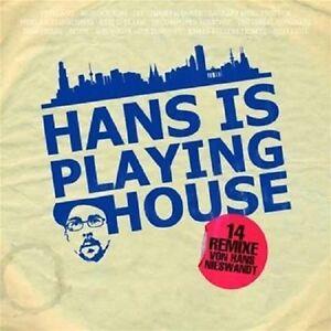 HANS-VARIOUS-NIESWANDT-HANS-IS-PLAYING-HOUSE-2-VINYL-LP-NEU