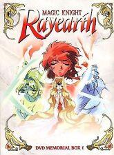 Magic Knight Rayearth - Memorial Collection 1, Acceptable DVD, Dorothy Elias-Fah