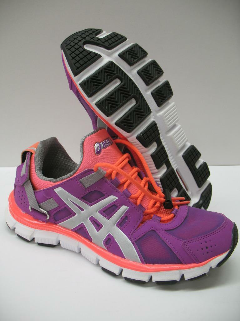 New Asics H350L Gel Synthesis Running Training Chaussures   Bottesie  Violet  Femme 5.5