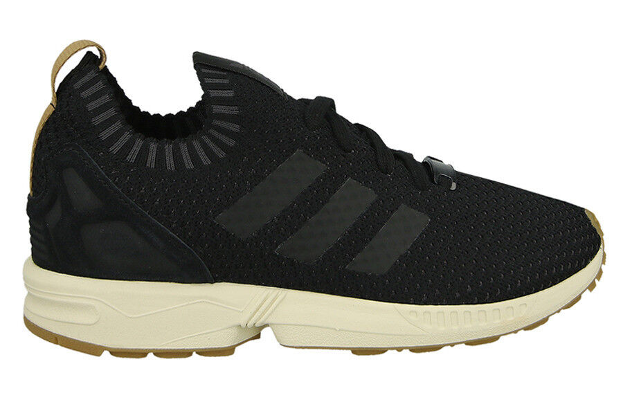 Adidas zx flusso pk sz nero 12 core primeknit ba7371 nero sz 268fce