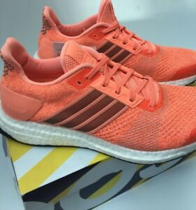 7fab35aef4cc2 Image is loading Adidas-Ultra-Boost-ST-Stability-Running-Shoes-AF6522-