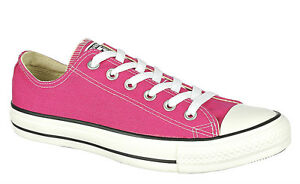 zapatillas all star mujer rosa