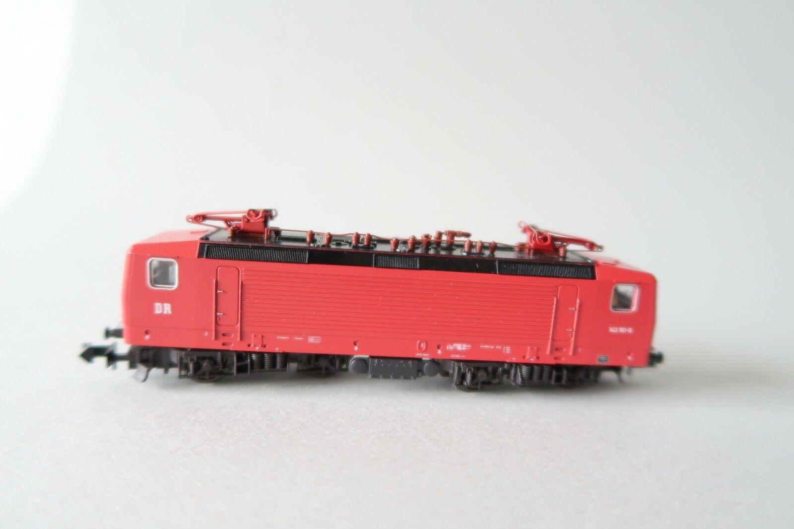 Minitrix N 12884 12884 12884 E - Lok BR 143 161-8 DB   Neues DB Farbschema   (DV028-41S4 2)    Zu einem niedrigeren Preis  b9adde