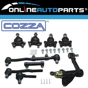 Ball Joints Idler Arm Tie Rod Ends Kit fit Hilux 4Runner Surf LN107 LN111 LN130