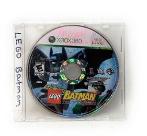 LEGO-Batman-Microsoft-Xbox-360-2009-Game-Disc-Only-TESTED
