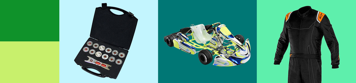 Shop event 15% off Entire Go-Kart Parts & Accessories  From UK Kart store. Free delivery included.