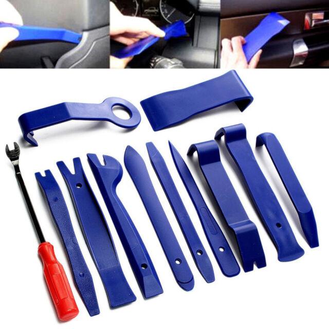 KD_ 12Pcs/Set  Auto Car Vehicle Speaker Dashboard Interior Removal Tool Kit Ey