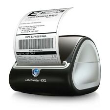 New Listingdymo 1755120 Labelwriter 4xl Thermal Label Printer Plus 4 Rolls Of Labels
