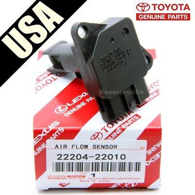 OEM Denso Toyota Lexus Scion Pontiac Mass Air Flow Sensor 22204-22010