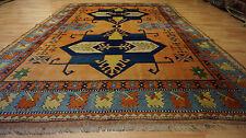 Schöner handgeknüpfter Milas Kars ORIENT Teppich 320x215cm Kazak Rug 7485 Carpet