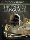 The Cambridge Encyclopedia of the English Language by David Crystal (Hardback, 1995)